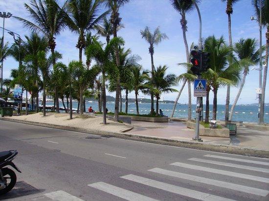 Green Park Resort: Boulevard