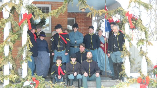 Brickhouse of Somerset Bed and Breakfast : Michigan Cavalry