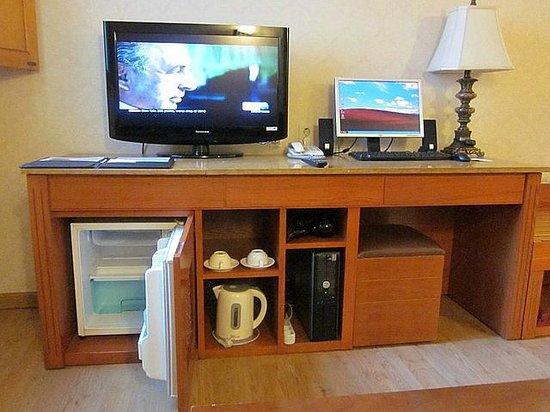 Hotel Queen Incheon Airport: Room