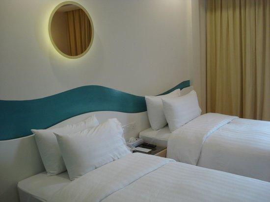 Oceania Hotel: Hotel room 2