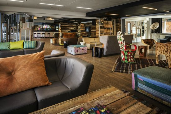 Generator Hostel Copenhagen: Lounge