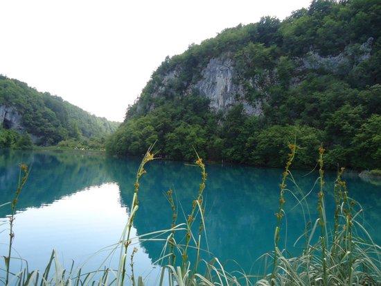 Plitvice Lakes National Park: Одно из озер