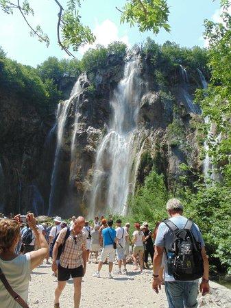 Plitvice Lakes National Park: Национальный парк Плитвицкие озера