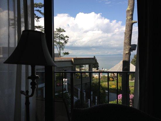 Holiday Inn Bar Harbor Regency: From the room