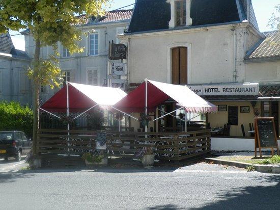 Hôtel restaurant La Vieille Auberge : hôtel restaurant bar