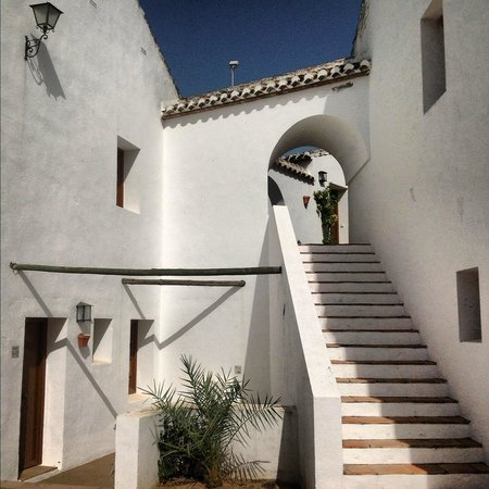 Hotel Villa de Priego de Córdoba: Vista Villa