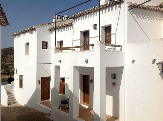 Hotel Villa de Priego de Córdoba: Habitaciones - Exterior