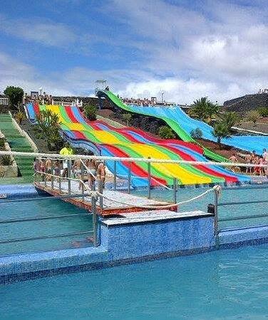 Aquapark Costa Teguise: Some slides