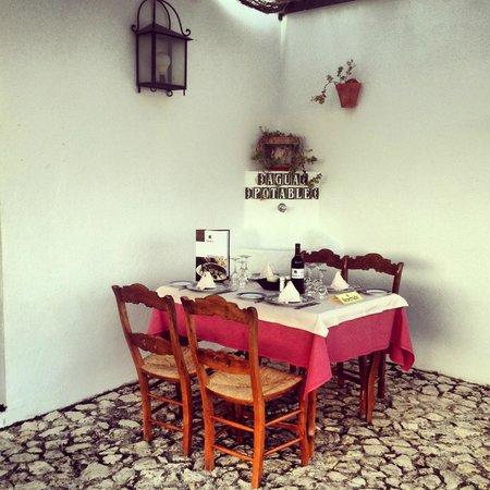 Hotel Villa de Priego de Córdoba: Rincones