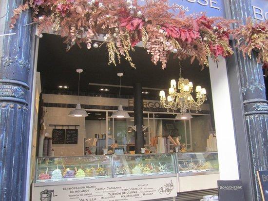 NH Rambla de Alicante: gelateria