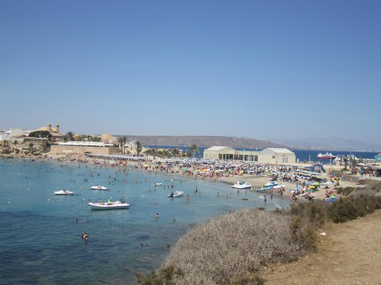NH Rambla de Alicante: Spiaggia