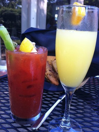 Claire's at the Depot: Sunday Brunch