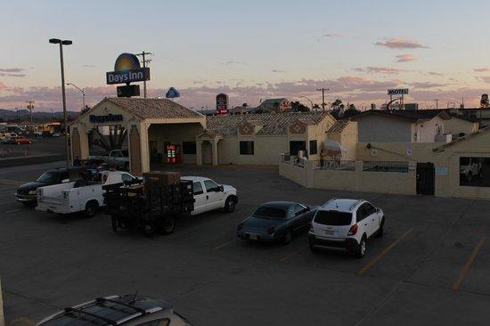 Days Inn Kingman West: Hotel