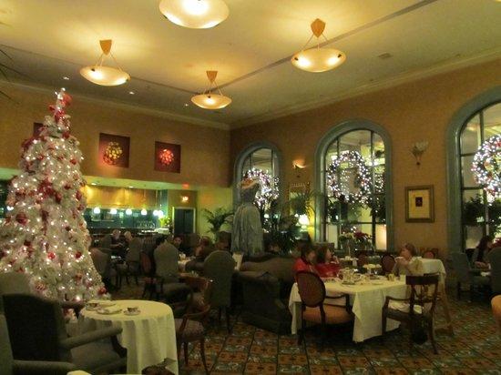 Fairmont Hotel Vancouver: Um dos restaurantes