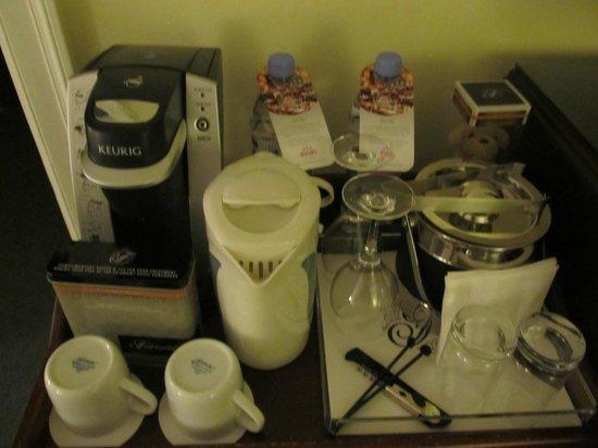 Fairmont Hotel Vancouver: Fairmont Room