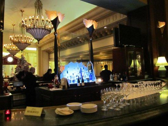 Fairmont Hotel Vancouver: Bar