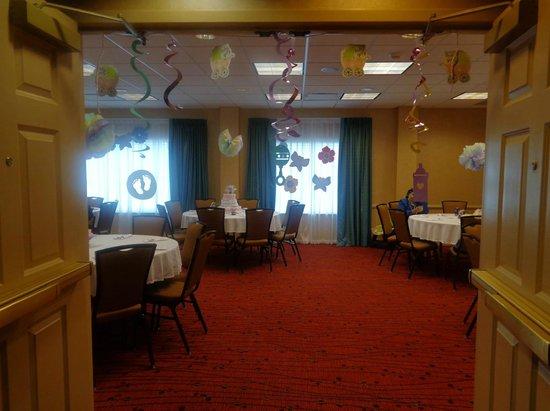 Residence Inn Charlotte SouthPark: Meeting Room Entrance