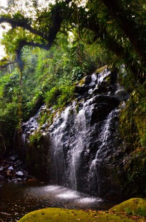 Angra Boutique Hotel: Nearby falls within hiking distance