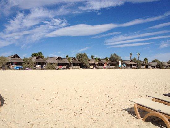 Kon Tiki Riviera Villages : Plage et TH