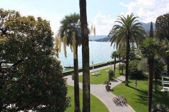 Bellariva Hotel: Blick aus dem Zimmer