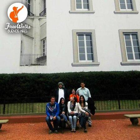 Free Walking Tour Buenos Aires Tripadvisor