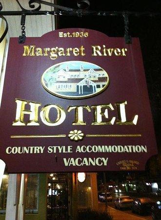Margaret River Hotel: Margaret River