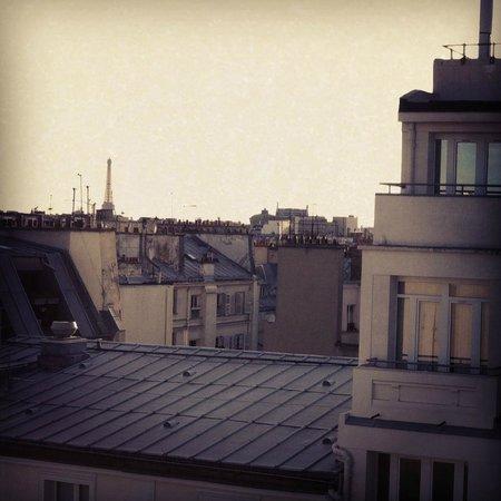 Eurostars Panorama Hotel: View from the window