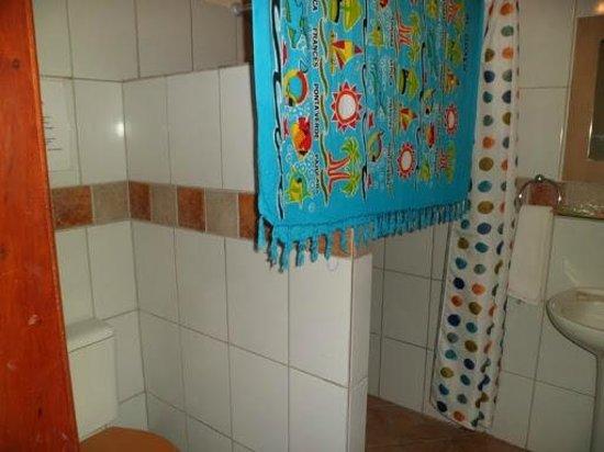 Chale Hibiscus: banheiro