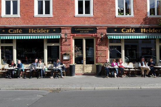 Sommer In Der Stadt Picture Of Cafe Heider Potsdam Tripadvisor