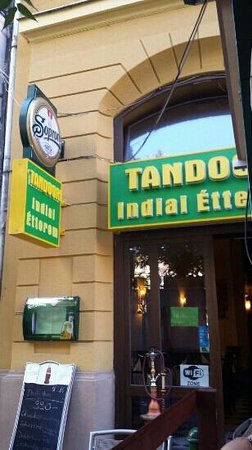 Tandoori Indiai Etterem