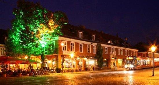 Potsdam Am Abend Bild Von Cafe Heider Potsdam Tripadvisor