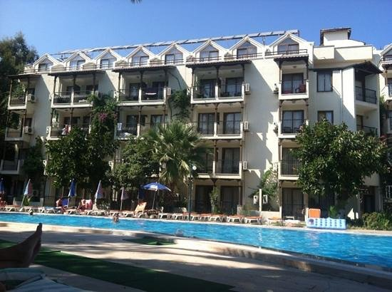 Halici Hotel: Hotel Halici Pool