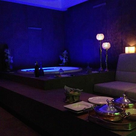 Pistoia, Italien: private spa