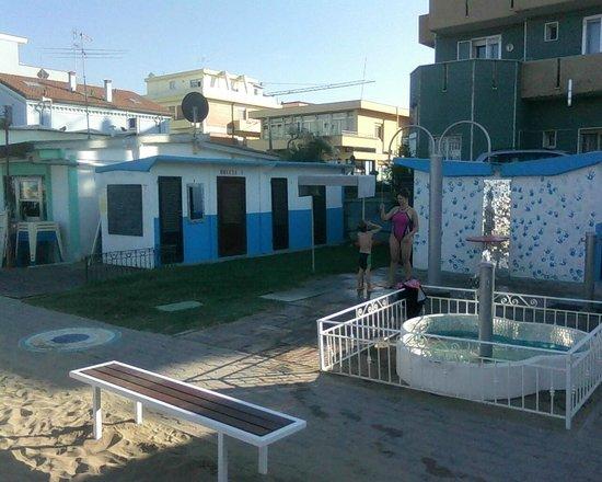 Beach Egisto 38 : Baby room e altro