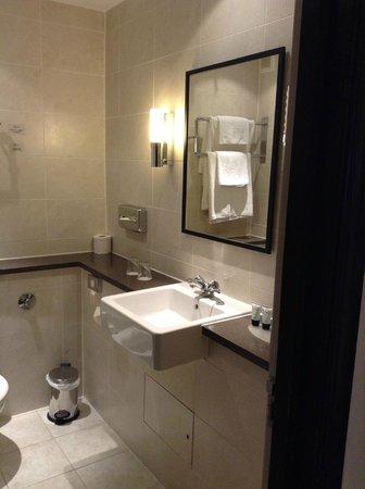 Stratford Manor Hotel: bathroom