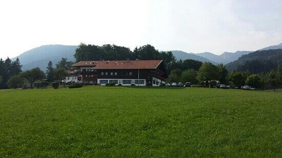 Seiserhof: vue de l'hôtel