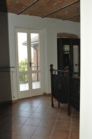 camere con balconi e terrazze - Foto di Cascina Setteventi ...