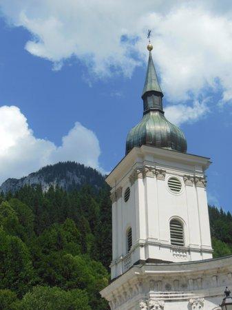 Benediktinerabtei Ettal : The Alps