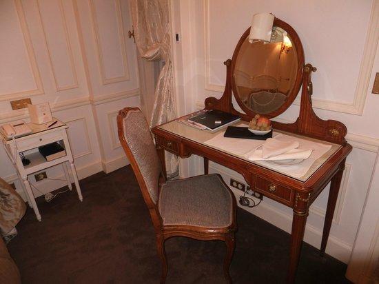 Hotel Raphael : la camera