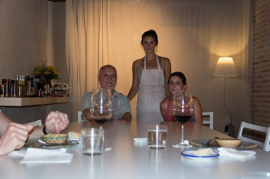 La Oliva: Francisco & Staff