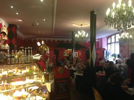 Decor picture of richmond tea rooms manchester