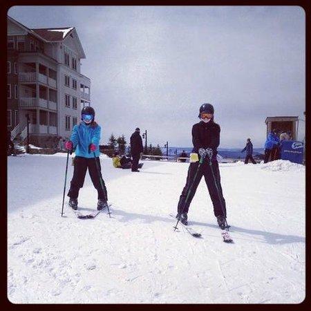 Snowshoe Mountain Resort: Ski Time on the Bunny Slope