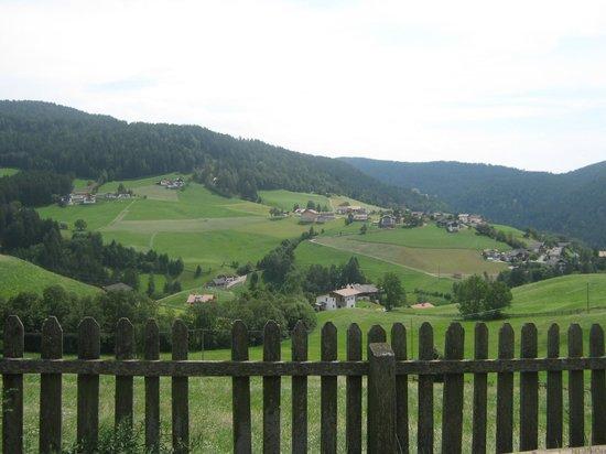 Hotel Sonnenheim: vista dal giardino