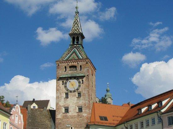 Schmalzturm: la torre