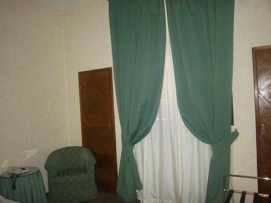 Hotel Gattapone: una veduta della stanza