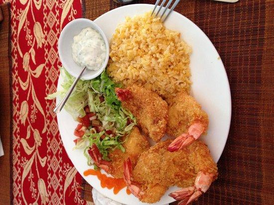 Sea Breeze Restaurant : Вкусно