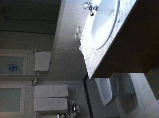 Hesperia Peregrino: Bathroom #1