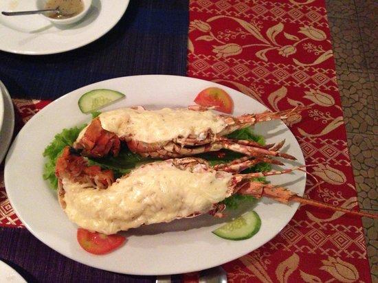 Sea Breeze Restaurant : По предварительному заказу меню расширяется
