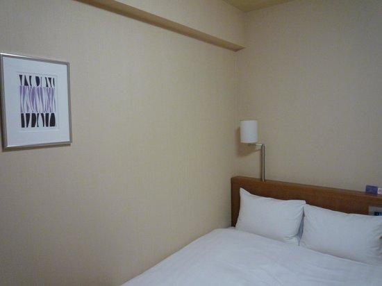 Daiwa Roynet Hotel Kobe Sannomiya: ダブルルーム