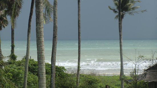 EFR Seconda Casa Beach Resort: view from roof's room